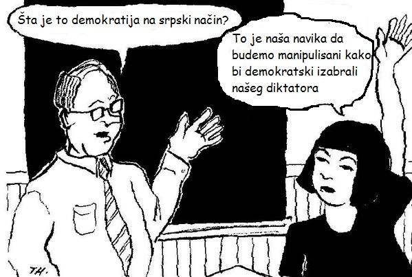Uz pogrešan izborni sistem demokratija se lako može pretvoriti u diktaturu
