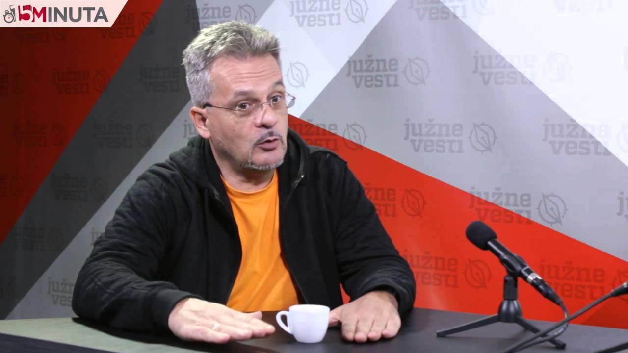 Gostovanje našeg Danijela Dašića u emisiji 15 minuta Južnih vesti