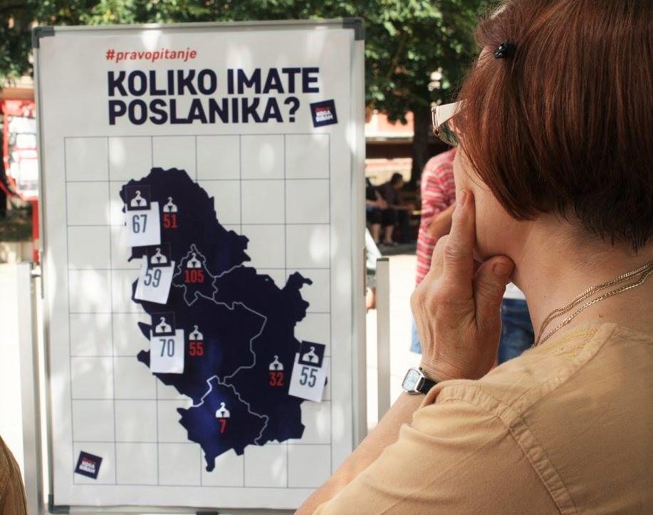 Javna debata u Zrenjaninu – ,,Narodni, a ne partijski poslanik''